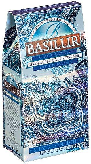 BASILUR Orient Frosty Afternoon papír 100g