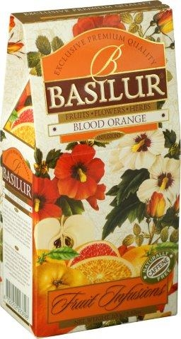 BASILUR Fruit Blood Orange papír 100g